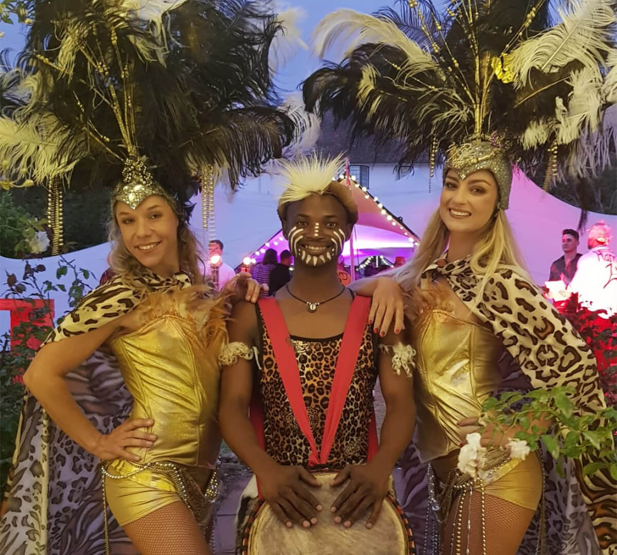 Featured Img I Live In Africa 21st Private Party Portfolio Post Jellybean Events