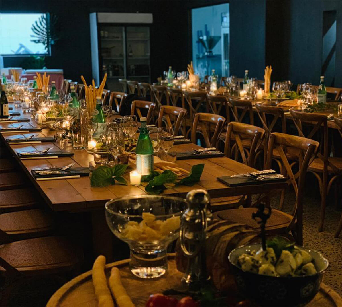 Featured Img Italian Private Dining Experience Portfolio Post Jellybean Events