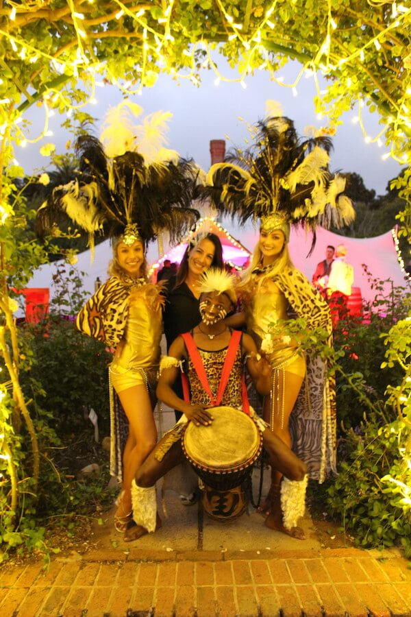 Img 6 I Live In Africa 21st Private Party Portfolio Post Jellybean Events