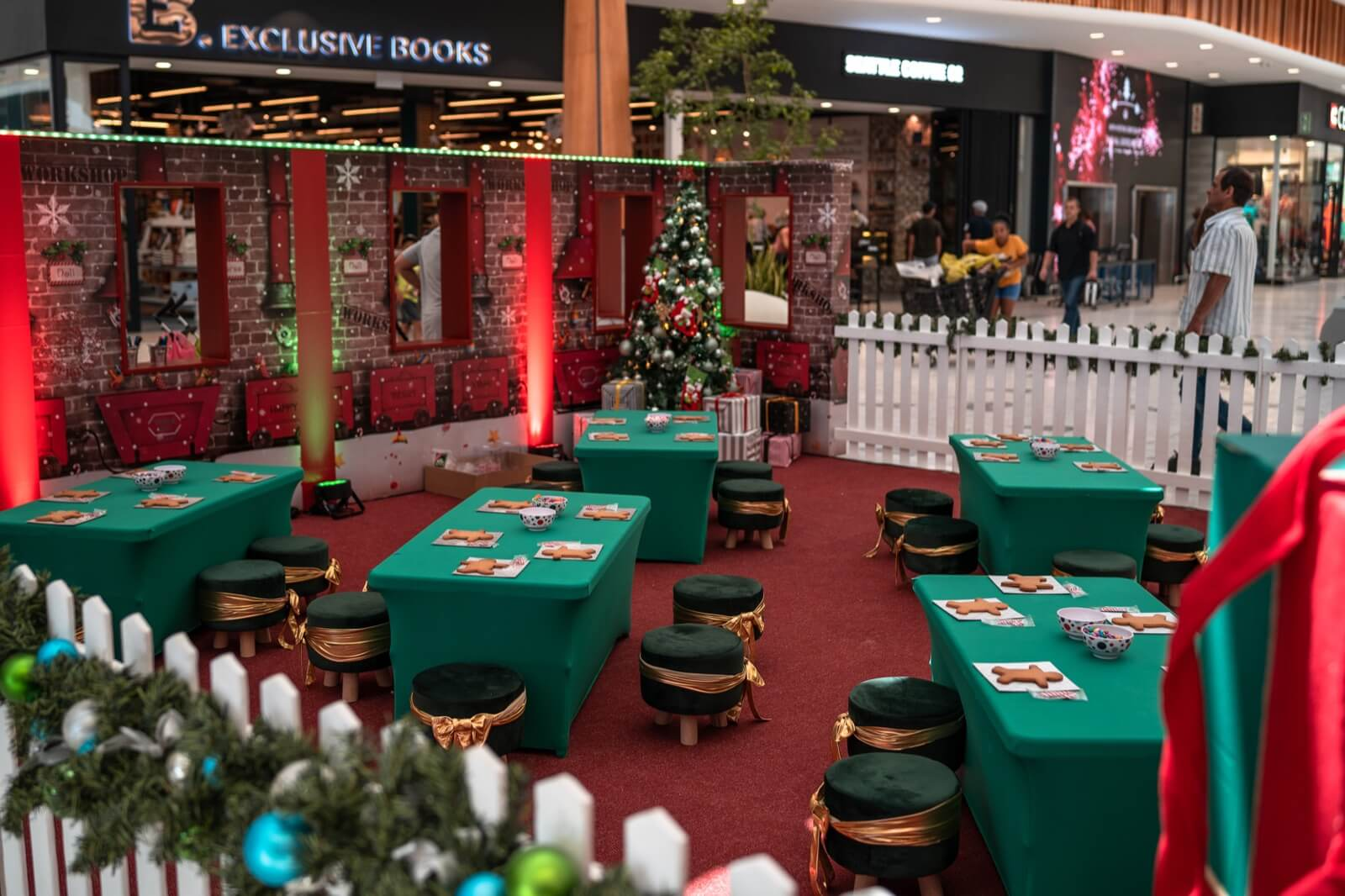 Santas Workshop Table Bay Feature Photo